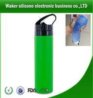 China Manufacturer BPA Free Food Grade Silicone Squeeze Bottle for promotion