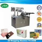 High frequency Automatic cigarettes wrapping machine