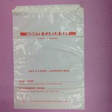 Biodegradable Drawstring Plastic Mesh washing /Laundry Bags