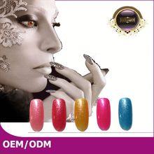 Pearl gel polish mangnetic color nail polish