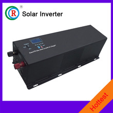 high efficiency 220 volts led indicators inverter 4000 watt