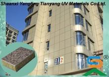 fluorocarbon decorative vinyl siding external wall board