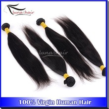 Cheaper price wholesale USA market high-end Unprocessed Peru Remy Hair Weaving