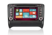 for citroen c5 car radio tv dvd Car Radio Car GPS Player For Audi TT (2006-2013)
