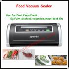New Best price VS5500 Deluxe/ household vaccum fruit , meat , beef , vegetable,Marinate sealing machine