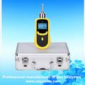 Computadora de mano función de memoria C7H8 methylbenzene detector de gas
