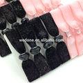 Satz von 10 glitter haargummi mit schmuck perle charme verknotet gummiband haar-accessoires großhandel