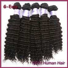 100% indian deep weave wholesale pure indian remy virgin duby human hair weave indian deep wave curly virgin hair extension