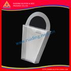 folding corrugated plastic reusable box/folding corrugated plastic case/folding plastic boxes