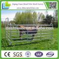 Caliente - acero galvanizado por inmersión en ganado que se utiliza Corral paneles