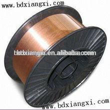 Co2 Alloy Steel welding electrode A5.18 AWS ER7OS-6