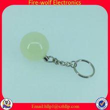 2014 New Promotional Products Novelty Items dinosaur led keychain light