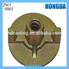 Concrete Accessories 17/22mm Formwork Wing Nut suit Tie Rod