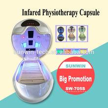 SW-705S 2014 Beauty salon use!spa capsule massage / far infrared body massage spa capsule