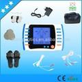 Uso en el hogar portátil unidad de tens, estimulador eléctrico del músculo