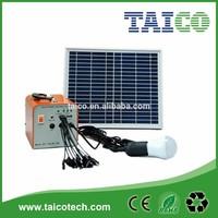 Cheap Price 10w Mini Home Solar Energy System