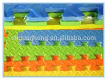 High quality non-toxic eva foam baby puzzles mat ECO-friendly EVA plush baby puzzle mat