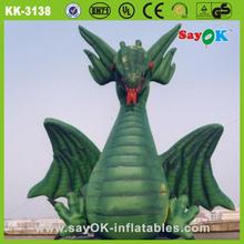 frog cartoon characters/green cartoon characters/inflatable cartoon characters
