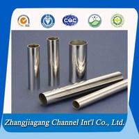 Seamless Gr5 Titanium tube for industry ASTM B337 B338