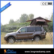 Auto camping 4x4 single cab pickup tent