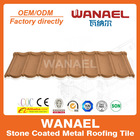 Stoned Coated Steel Roofing Shingles - Bond, Guangzhou, China