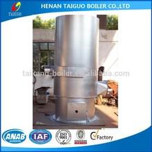 Vertical coal fired hot blast heater/ hot air furnace