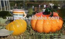 artificial craft pumpkins
