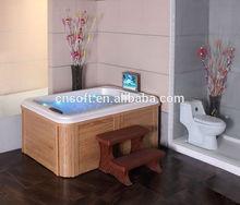 Best quality SAA ETL galvanic european outdoor spa