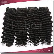100 grams deep curl hair extension 100% full Cuticle Intact human hair 8-32 inch Can Be Dyed cheap 100% human hair extension