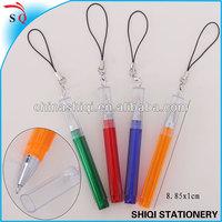 Slender lanyard Ball Pen For Decoration(SQ2022)