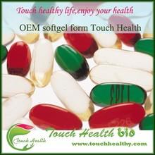 Best Herbal Product 100% Natural High Quality Spirulina softgels spirulina softgels