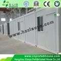 Costruzione di alloggi a basso costo contenitore di 40ft casa/basso costo prefabbricato eps case container