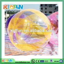 Best quality antique walks on water ball from china/bubble ball walk on water/water bubble ball equipment