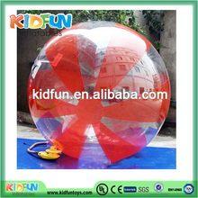 Fashionable hotsell colorful walking water ball/nice water ball/summer season water ball