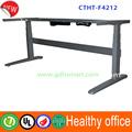 Prevenção de doenças da coluna vertebral& saudável armação de metal ajustável&intelligent mesa de altura ajustável