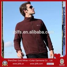fleece anorak/anti pilling ultra warm wind stop fleece jacket
