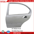 Car Auto Body Parts Old MG3 Rear Door For Replacement
