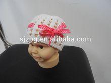 100% cotton kufi crochet beanie skull cap knit wine bottle brimmed hat