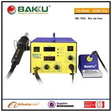 BAKU new product mobile phone used BGA hot air Rework Station BK702L