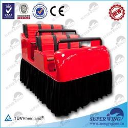 Professional 6 DOF Amusement pack equipment 5d cinema 5d theater equipment 5d movies