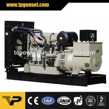 Open type Three Phase 50Hz Diesel Generator Powered by Yangdong 10 Kva