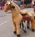 Elétrico garoto de andar a cavalo de brinquedo, passeios a cavalo de passeio brinquedos