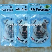 novelty make hanging paper car vent air freshener