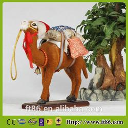 birthday gift toy camel figurine camel pattern stuffed plastic camel toy