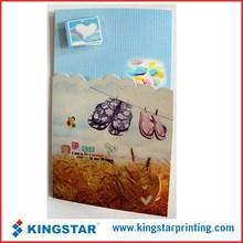 paper printing greeting card