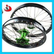 Motorcycle/dirt bike Kawasaki KX 450 250 Wheel Assembly