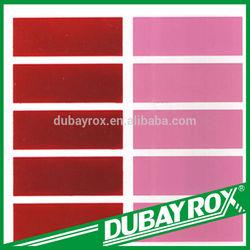 Good price chemical powder decorative coating red 57:1