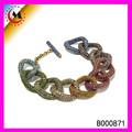 China Market Adjustable Wire Bangle Bracelet Wholesale