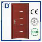 brand new design baodu made steel wood armored door china wholesale