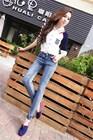 2014 new style fashion brazilian jeans for women 5670